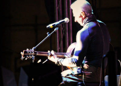 Lorrie Morgan & Aaron Tippin at the Montrose County Event Center